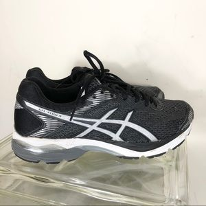 ASICS Gel Flux 4 black size 10 running shoes